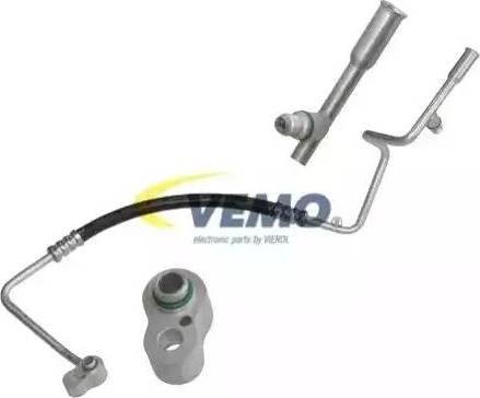 Vemo V15-20-0015 - Трубопровод высокого / низкого давления, кондиционер car-mod.com