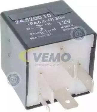 Vemo V15710017 - Реле, продольный наклон шкворня вентилятора avtokuzovplus.com.ua