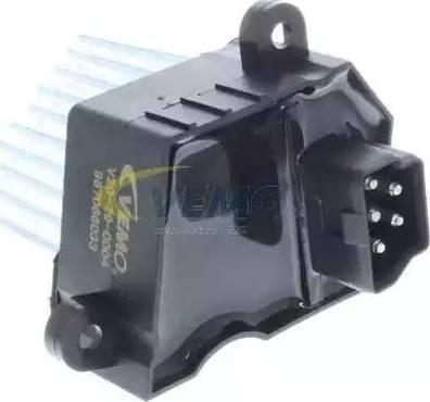 Vemo V20-79-0004 - Регулятор, вентилятор салона car-mod.com