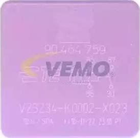 Vemo V40-71-0003 - Реле, вентилятор радиатора car-mod.com
