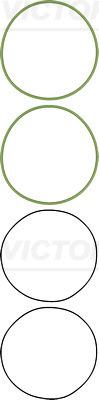Victor Reinz 15-76670-01 - Комплект прокладок, гильза цилиндра car-mod.com