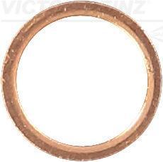 Victor Reinz 41-70056-00 - Уплотнительное кольцо, резьбовая пробка маслосливн. отверст. autodnr.net