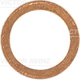 Victor Reinz 41-70141-00 - Уплотнительное кольцо, резьбовая пробка маслосливн. отверст. autodnr.net