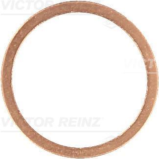 Victor Reinz 417016600 - Уплотнительное кольцо, резьбовая пробка маслосливн. отверст. autodnr.net