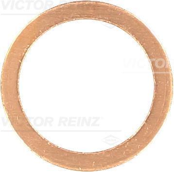 Victor Reinz 41-70168-00 - Уплотнительное кольцо, резьбовая пробка маслосливн. отверст. autodnr.net