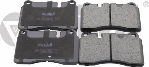 Vika 66980008101 - Комплектующие, стояночная тормозная система autodnr.net