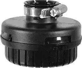 Wabco 4324070600 - Глушитель шума, пневматическая система avtokuzovplus.com.ua