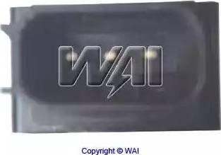 WAI CUF2875 - Катушка зажигания avtokuzovplus.com.ua