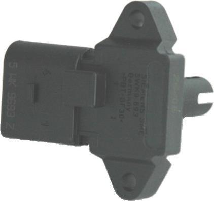 WE PARTS 410590036 - Датчик, давление во впускной трубе car-mod.com