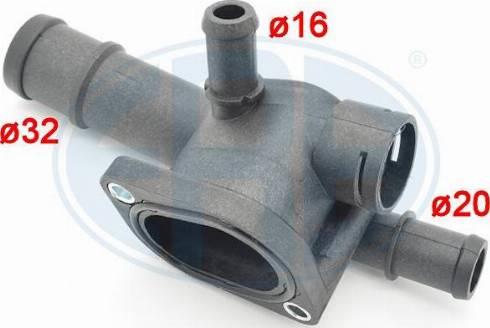 Wilmink Group WG1777253 - Фланец охлаждающей жидкости car-mod.com