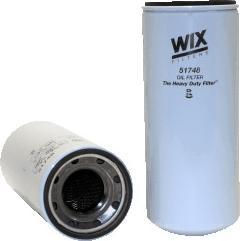 WIX Filters 51748 - Масляний фільтр autocars.com.ua