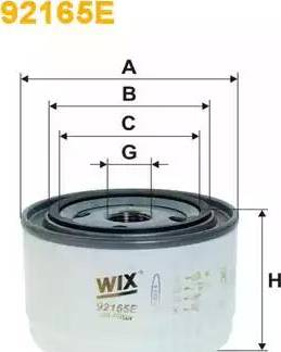 WIX Filters 92165E - Гідрофільтри, автоматична коробка передач autocars.com.ua