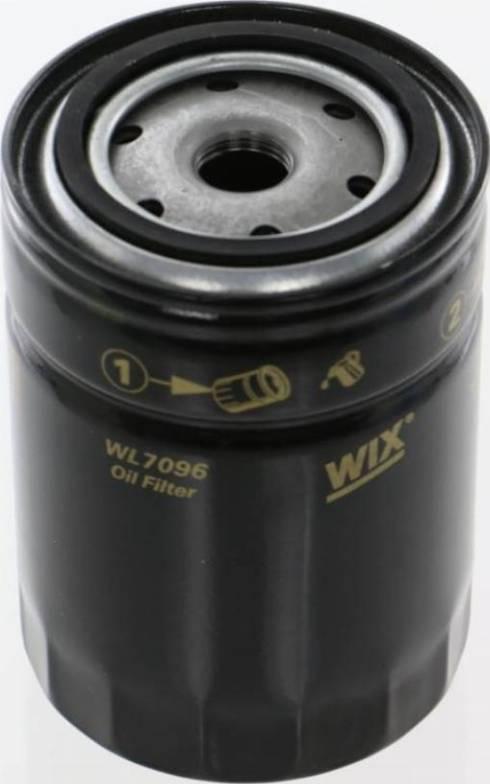 WIX Filters wl7096 - Фильтр, Гидравлическая система привода рабочего оборудования autodnr.net