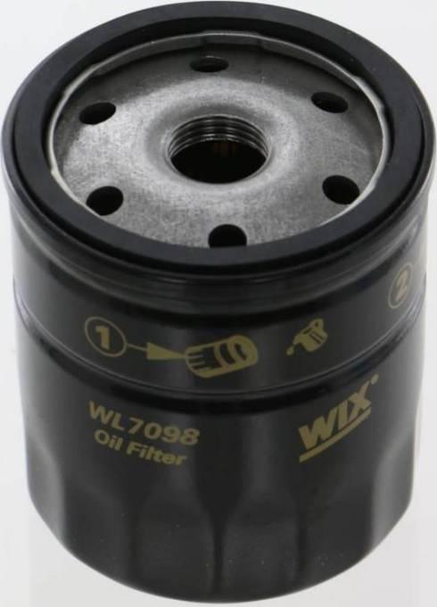 WIX Filters WL7098 - Фильтр, система вентиляции картера autodnr.net