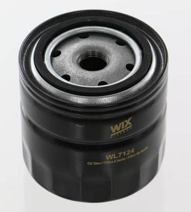 WIX Filters WL7124 - Фильтр, Гидравлическая система привода рабочего оборудования car-mod.com