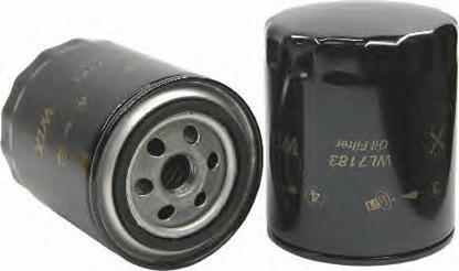 WIX Filters WL7183 - Масляний фільтр autocars.com.ua