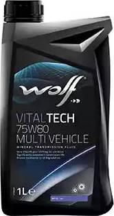 Wolf 8303609 - Масло ступенчатой коробки передач car-mod.com
