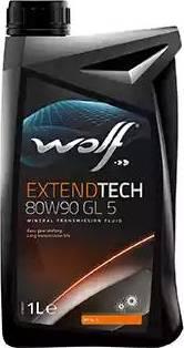 Wolf 8304309 - Масло осевого редуктора car-mod.com