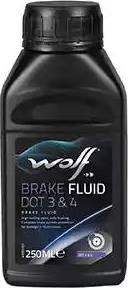 Wolf 8307607 - Тормозная жидкость autodnr.net
