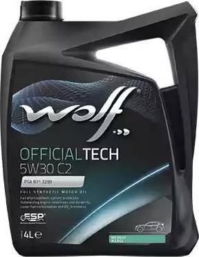 Wolf 8309014 - Motoreļļa car-mod.com