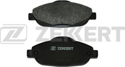 Zekkert BS-2825 - Тормозные колодки, дисковые car-mod.com
