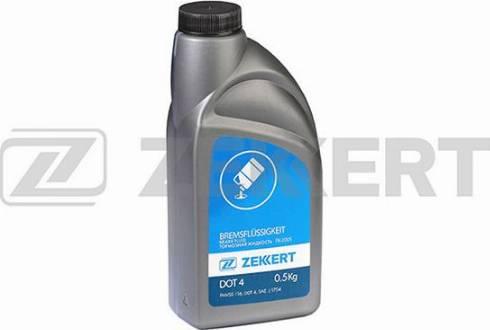 Zekkert fk2005 - Тормозная жидкость autodnr.net