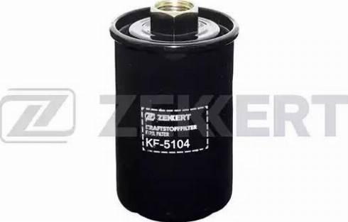 Zekkert KF-5104 - Топливный фильтр autodnr.net