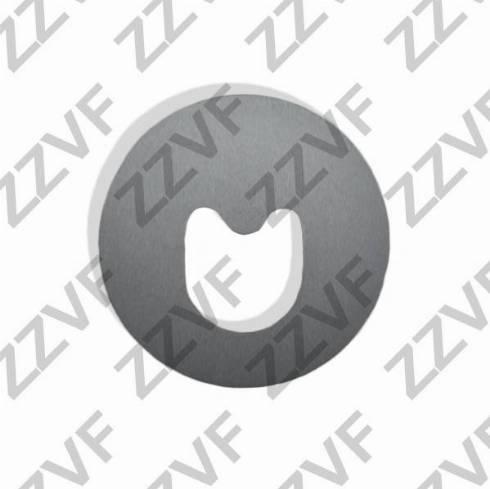 ZZVF ZVA289B - Чаша холостого хода, балка моста car-mod.com