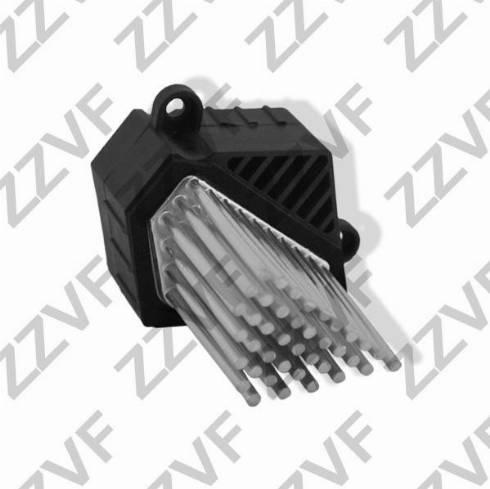 ZZVF ZVYL7708 - Сопротивление, реле, вентилятор салона car-mod.com